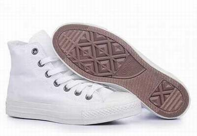converse noir haute intersport